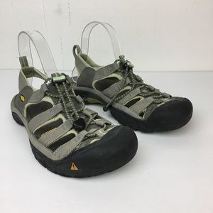 Keen Gray Hiking Water Sandals